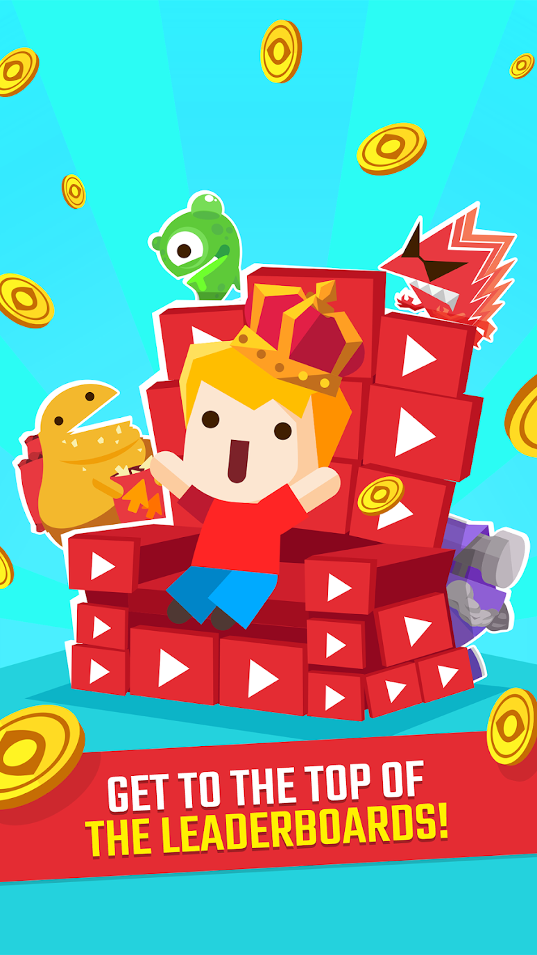 Vlogger Go Viral – Tuber Game MOD (Unlimited Crystals) 2.10.3 Apk 2