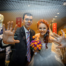 Wedding photographer Vasiliy Pindyurin (chesterf). Photo of 20.03.2014