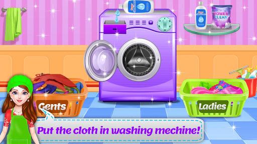 Télécharger Gratuit Spunk Washing Machine-Laundry Care APK MOD (Astuce) screenshots 4