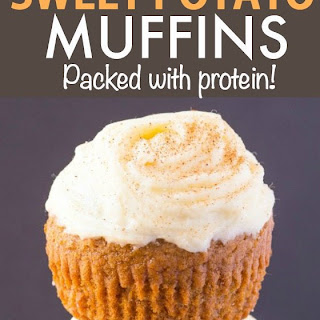 Healthy Blender Sweet Potato Muffins Recipe