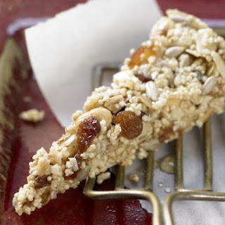 Amaranth Cereal Bars
