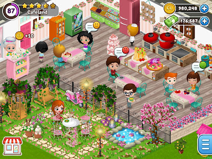 Cafeland World Kitchen 2.1.34 Mod Unlimited Money - 6 - images: Store4app.co: All Apps Download For Android