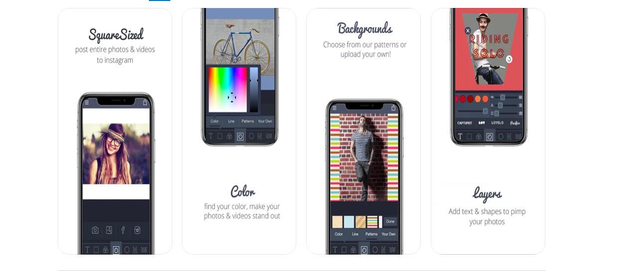Top 5 Instagram Photo Apps