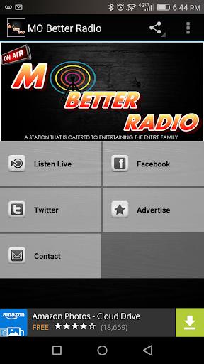 MO Better Radio  screenshots 1