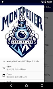 Montpelier EVS - náhled