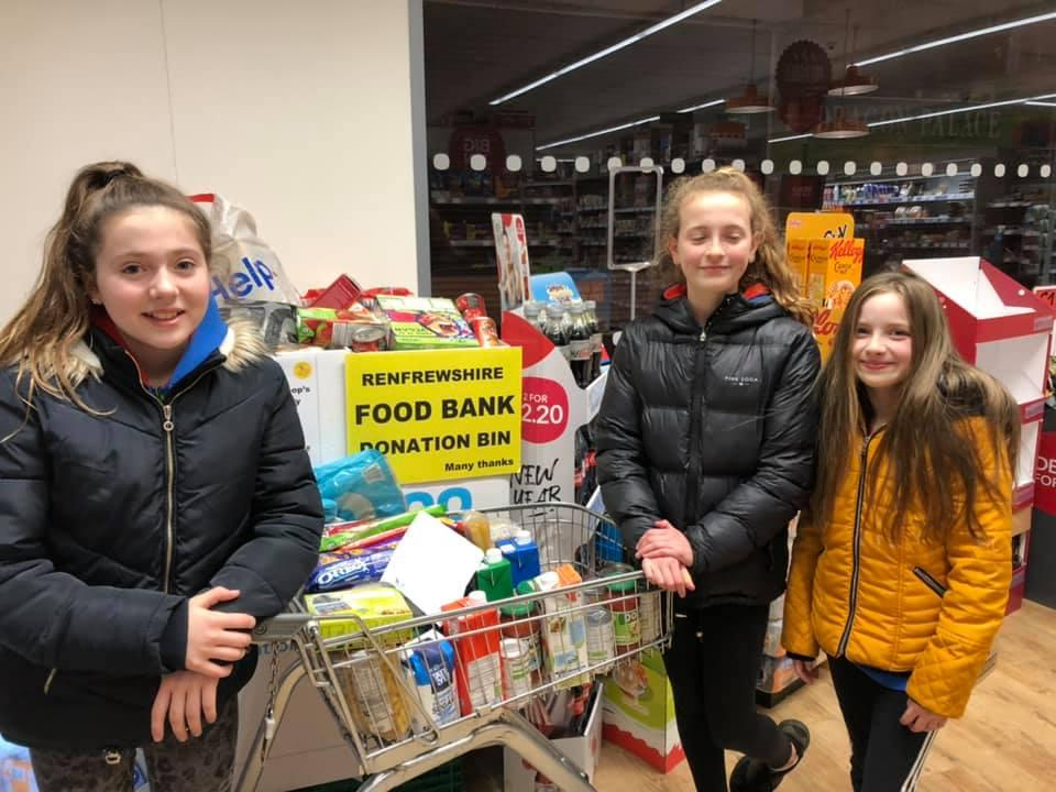 1st Guides Foodbank 4