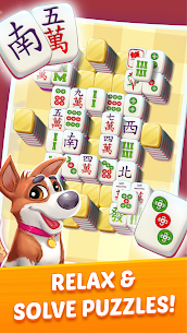 Mahjong City Tours MOD (Unlimited Money) 2