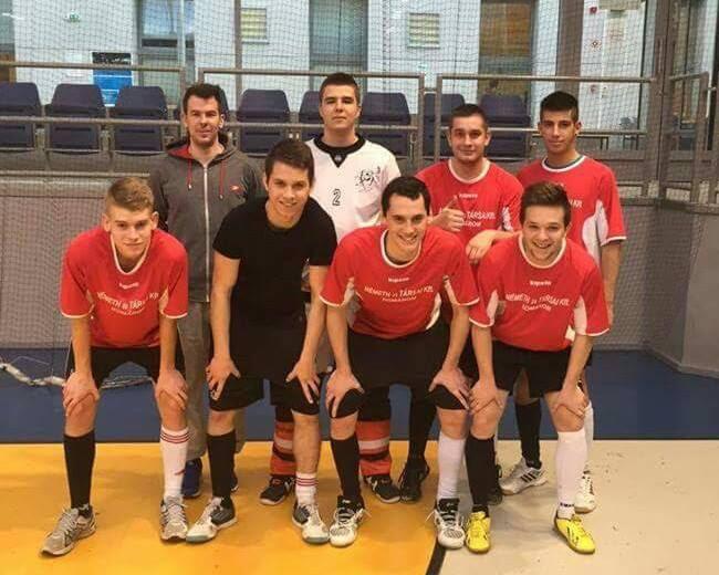 Floorball csapatunk Dunaújvárosban