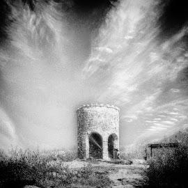 Sacred Place by Richard Michael Lingo - Digital Art Places ( maine, mountain, light, place, digital art )