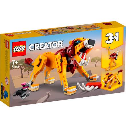 Lego Creator Vilt lejon