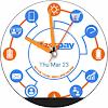 FasaPay Analog Watch
