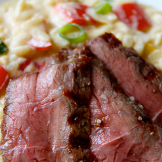 Orzo Pasta And Steak Recipes