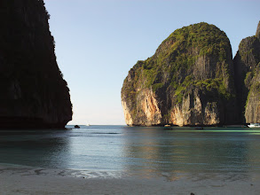 Photo: The Beach, Phi Phi