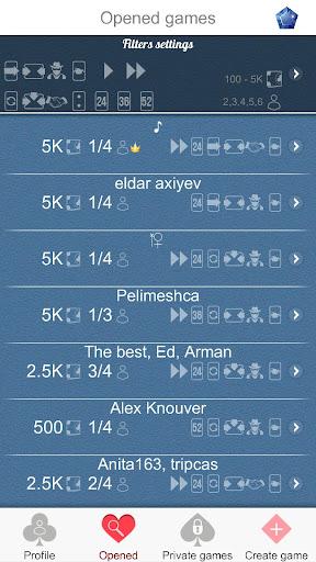 Durak Online 1.8.1 screenshots 4