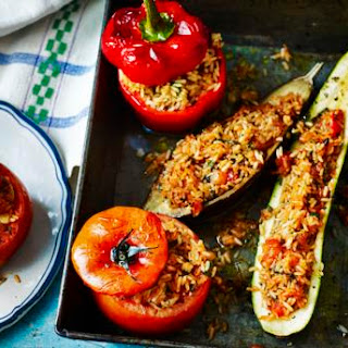 Stuffed Vegetables Recipes