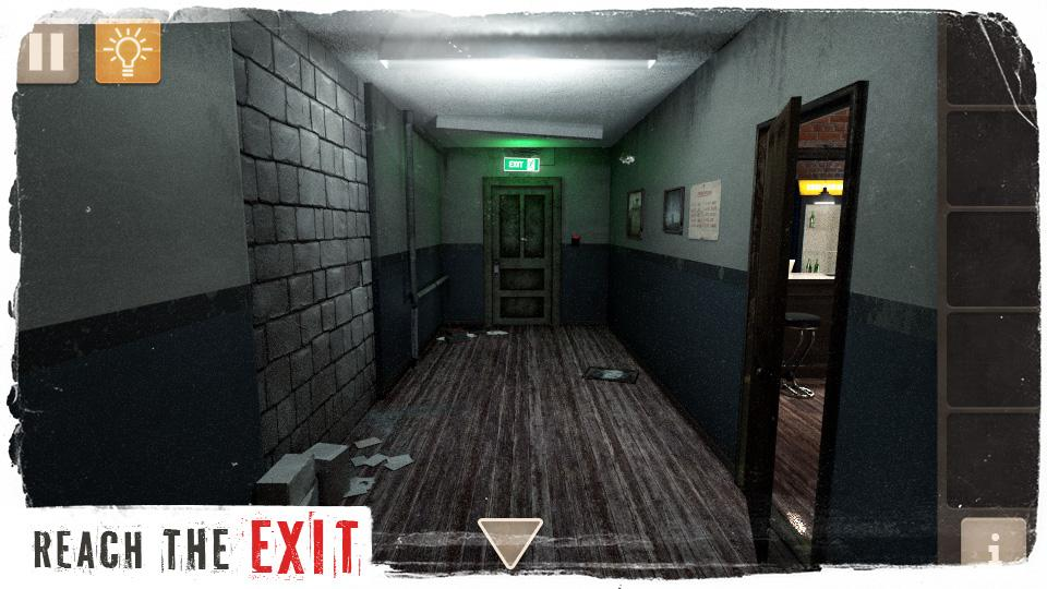 Spotlight Room Escape Screenshot Round Living
