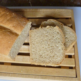Oat-Wheat Loaf Recipe