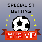 Specialist Betting Halftime Fulltime VIP Tips icon