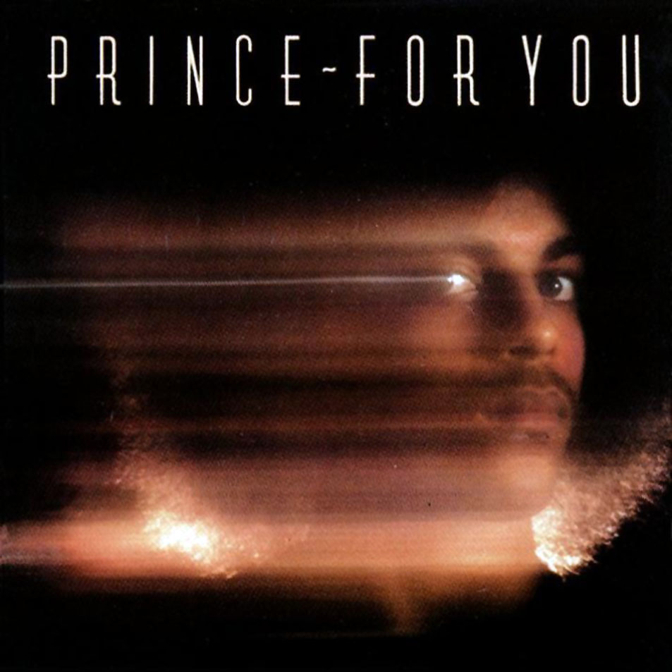 Image result for prince for you album cover