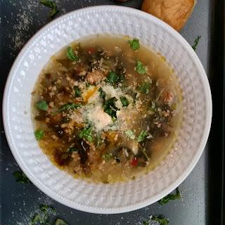 Slow Cooker Olive Garden Copycat Zuppa Toscana
