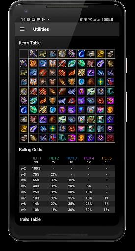 Builds for TFT Teamfight Tactics screenshots 4