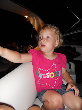 Photo: Look, mom!! Hurry!! Look...  did you see those fireworks in the sky?