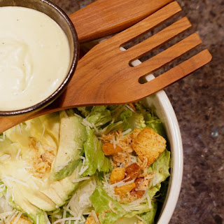 A Twist on Caesar Salad Mitchell
