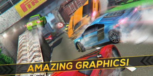Highway Speed Car Racing  screenshots 2