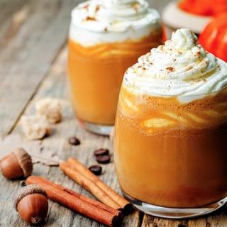 "Pumpkin Spice ""Latte""."