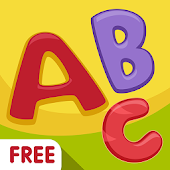 ABC Flashcards for Kids - Learn Alphabets