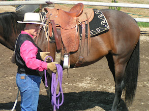 Photo: Keep your coiled rope neat.
