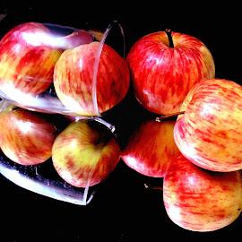 APPLES by SANGEETA MENA  - Food & Drink Fruits & Vegetables (  )