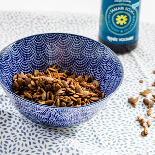 Tamari Roasted Seeds