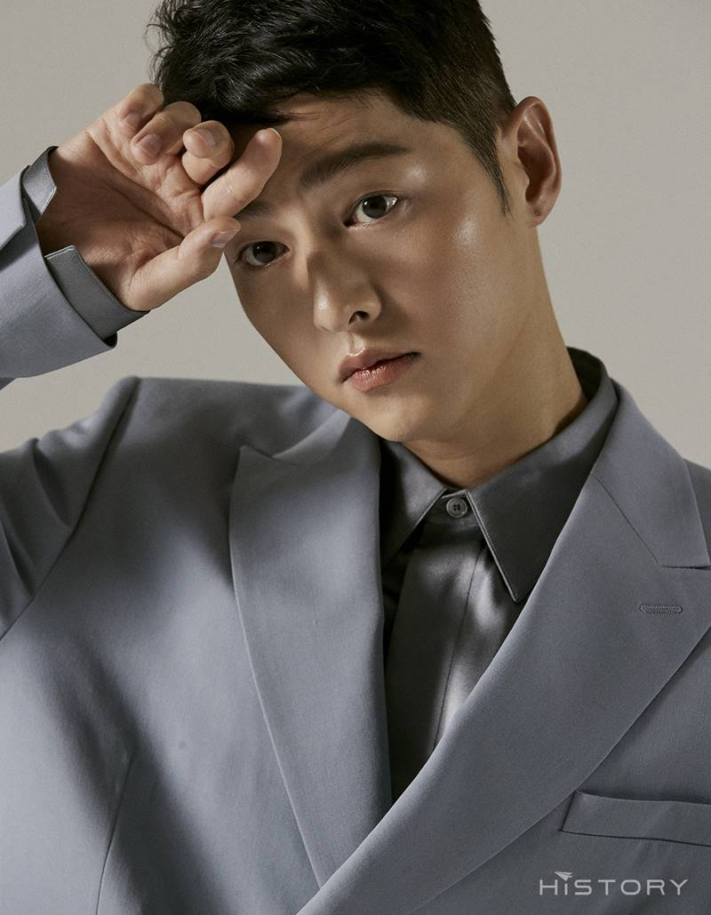 song joong ki interview 1