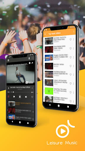 Leisure Music screenshot 2