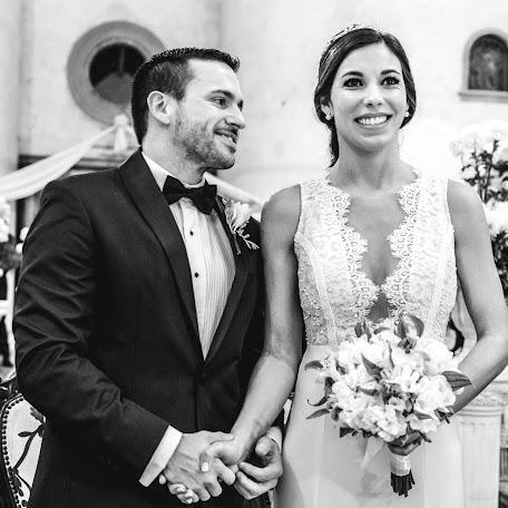 Wedding photographer Matias Boncosky (boncosky). Photo of 23.10.2017