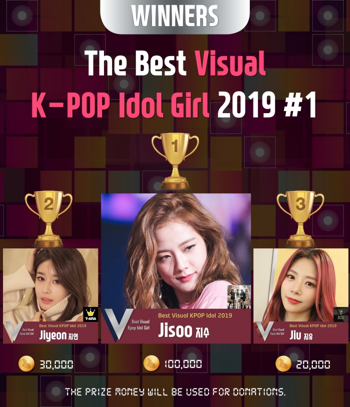 visual female winners