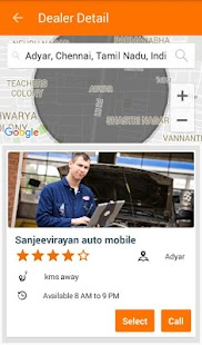GarageCloud Car Repair Service- screenshot thumbnail
