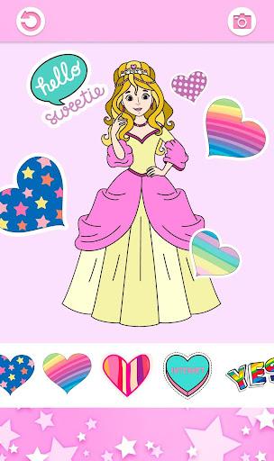 Princess Coloring Book 1.2.4 4