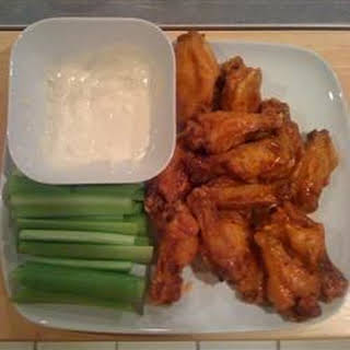 Scott's Famous Chicken Wings.