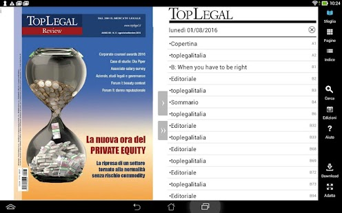 TopLegal- screenshot thumbnail