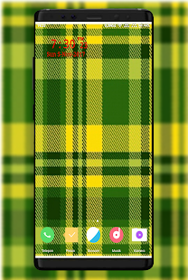 Gingham Wallpaper - náhled