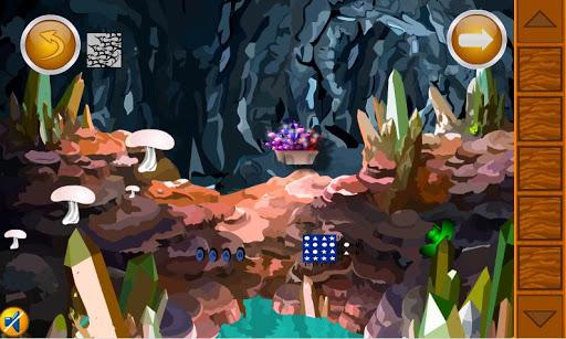 Melarikan diri permainan Cave 1.0.0 screenshots 2
