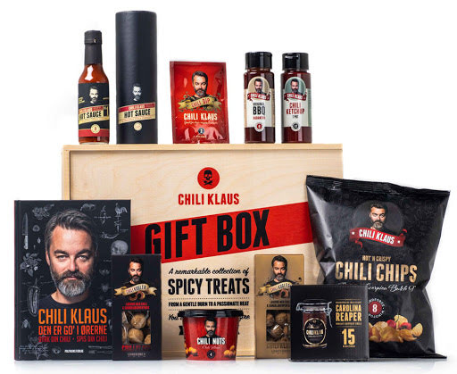 Spicy box – Chili Klaus