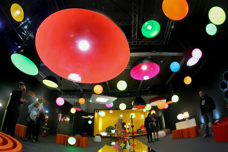 luci colorate di St3fa