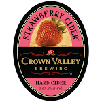 Crown Valley Strawberry Cider