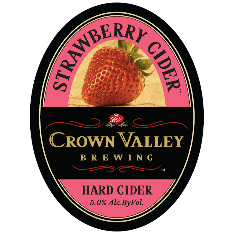 Logo of Crown Valley Strawberry Cider