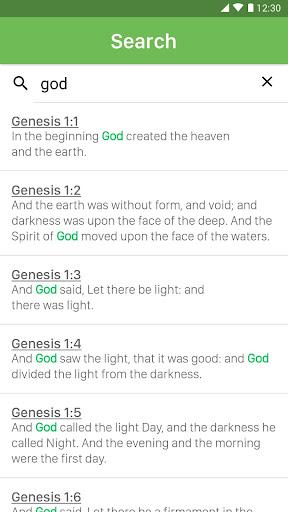 PC u7528 King James Bible (KJV) - Free Bible Verses + Audio 2