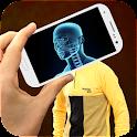Xray Cloth Scanner Prank icon