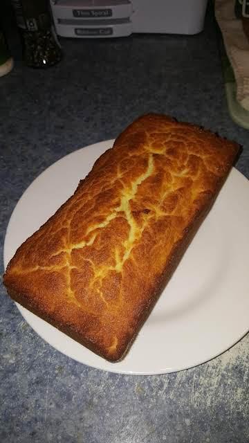 Coconut flour bread (very low carb)